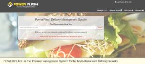 Power Flash Demo Website