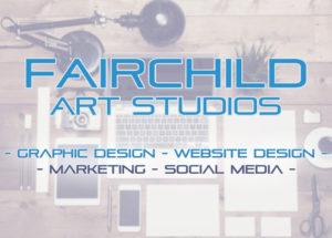 Fairchild Art Studios Card