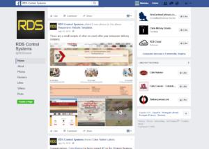 RDS facebook