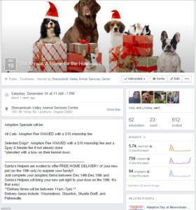 shenandoah valley animal services facebook event