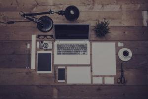 desk background