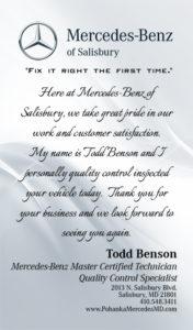 Todd Benson_QualityControl