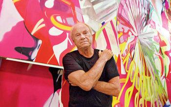 James Rosenquist, contributor to Pop Art movement, has passed away