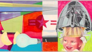 James Rosenquist Painting