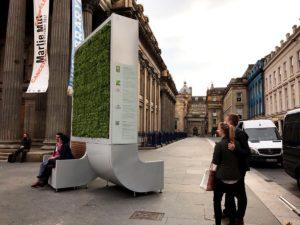 City Trees Living Sculpture